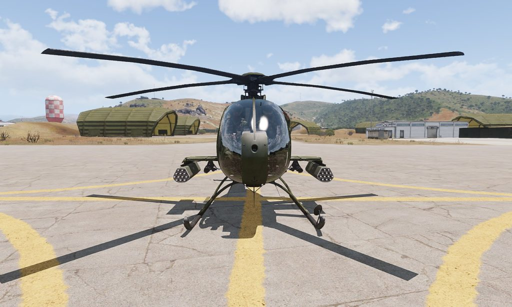 Arma3 AH-9 Pawnee 06