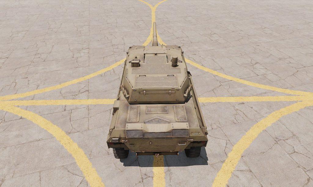 Arma3 Tank DLC Rhino MGS 06