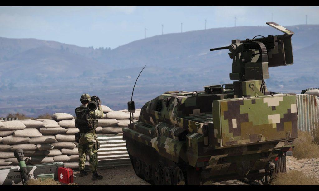 Arma 3 Tanks DLC AWC Nyx 04