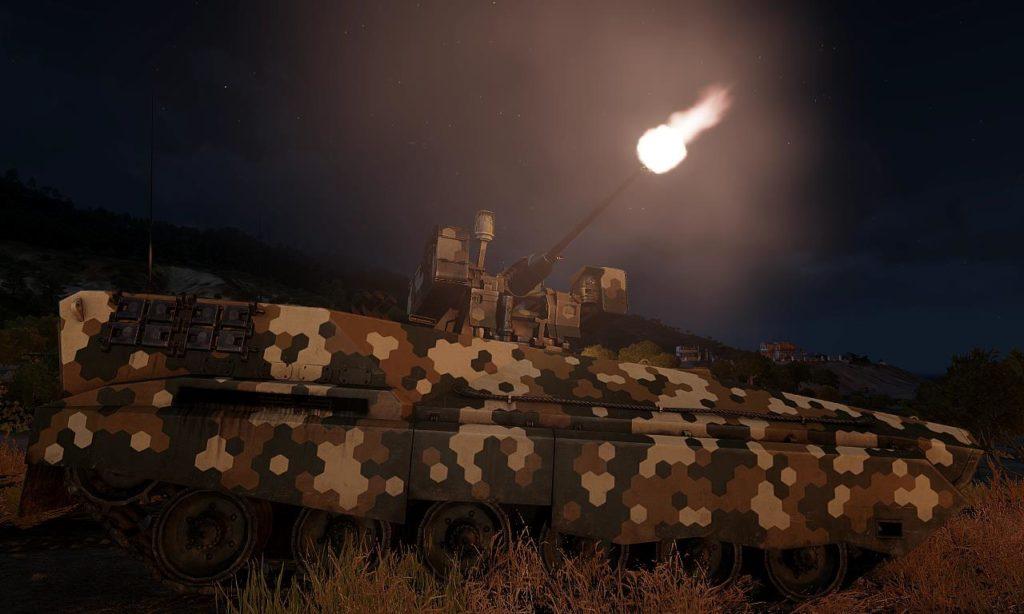 Arma 3 BTR-K Kamysh 02