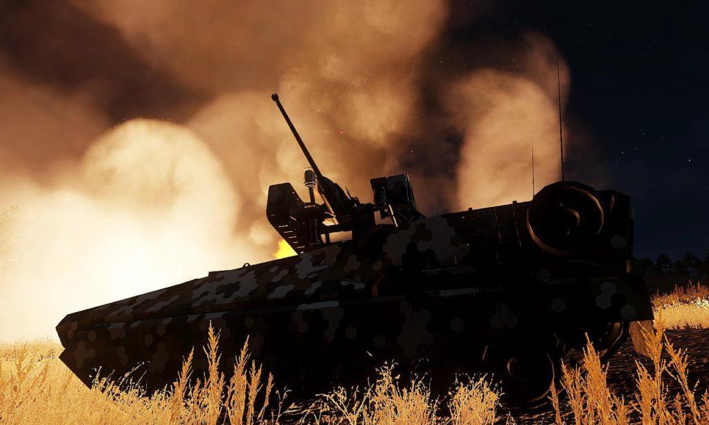 Arma 3 BTR-K Kamysh 06