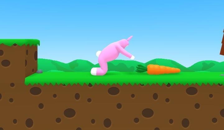 Super Bunny Man Carrot