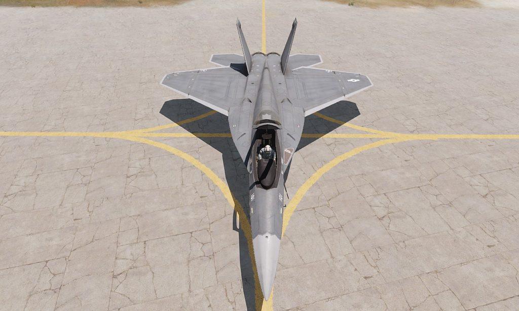 Arma 3 Jets DLC F/A-181 Black Wasp 2 05