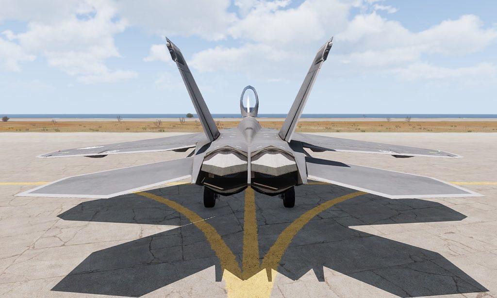Arma 3 Jets DLC F/A-181 Black Wasp 2 07