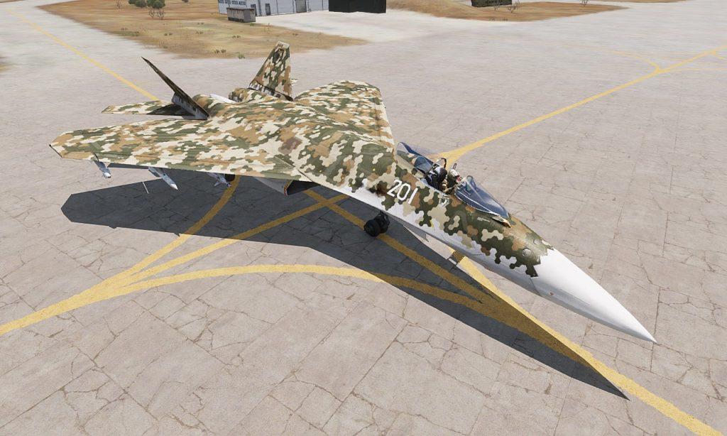 Arma3 Jets DLC To-201 Shikra 01