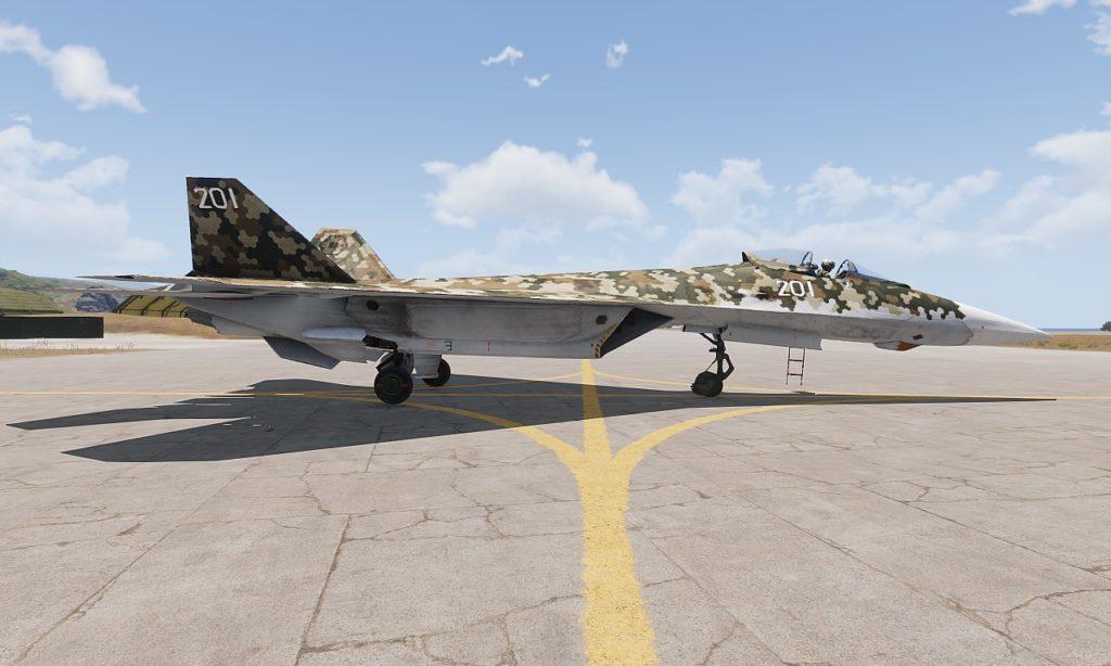Arma3 Jets DLC To-201 Shikra 06