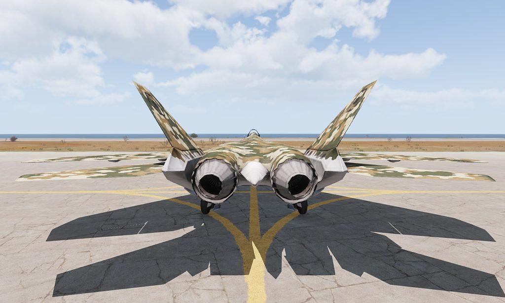 Arma3 Jets DLC To-201 Shikra 07