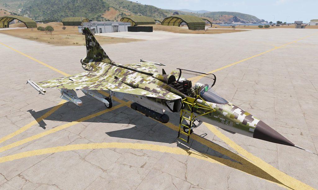 Arma3 A-149 Gryphon