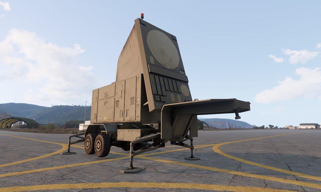 NATO SAM System 02