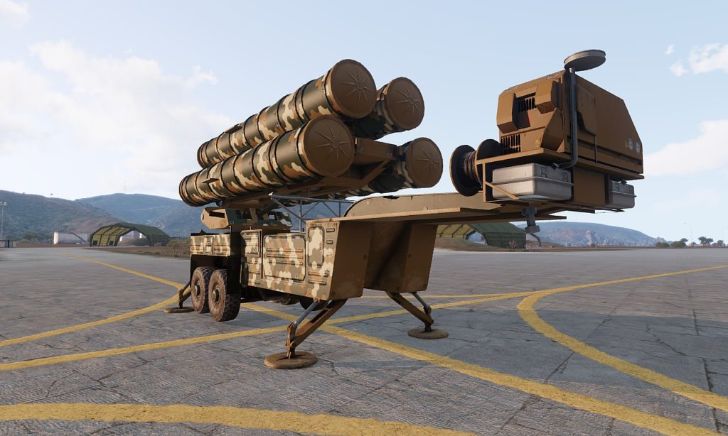 CSAT SAM System 01