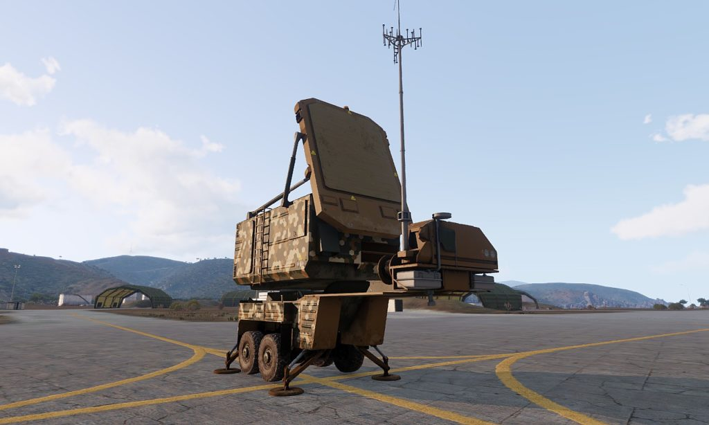CSAT SAM System 02