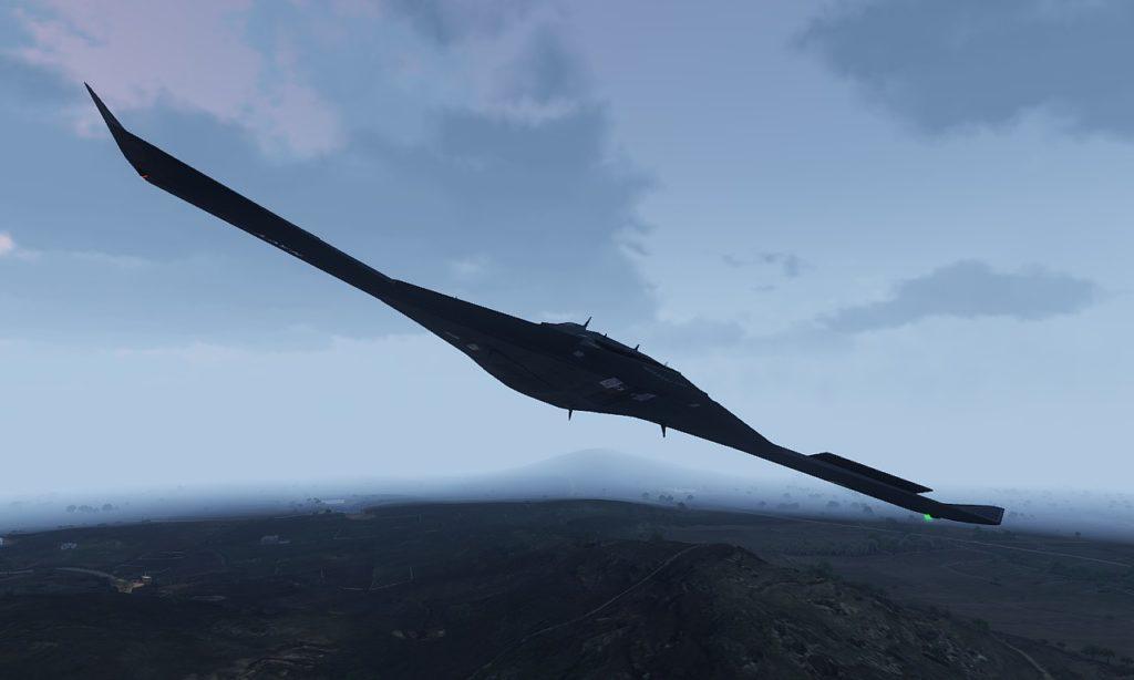 Arma3 Jets DLC UCAV Sentinel Flight 02