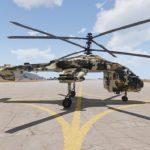 Arma 3 Helicopters DLC Mi-290 Taru 大型車両も軽々と運んじゃうよ!