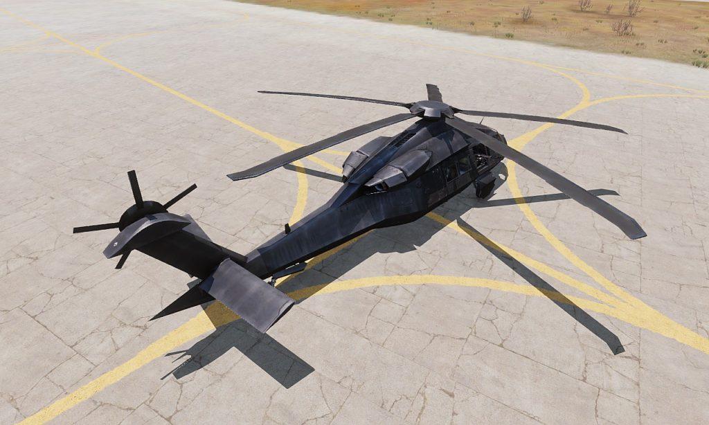 Arma3 UH-80 Ghost Hawk View 04