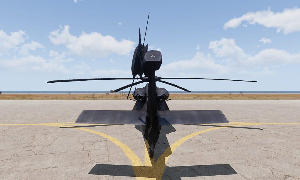 Arma3 UH-80 Ghost Hawk View 05