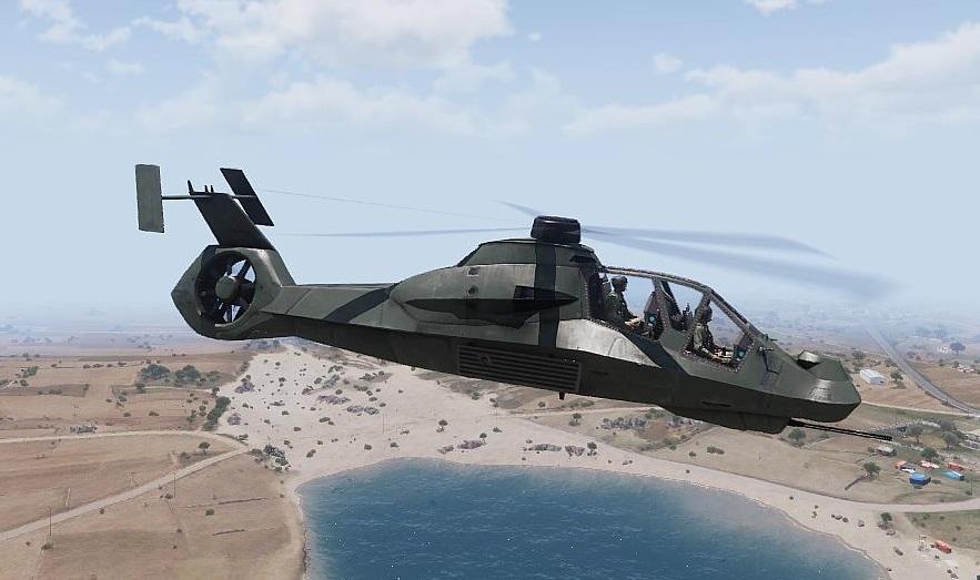 AH-99 Blackfoot based RAH-66