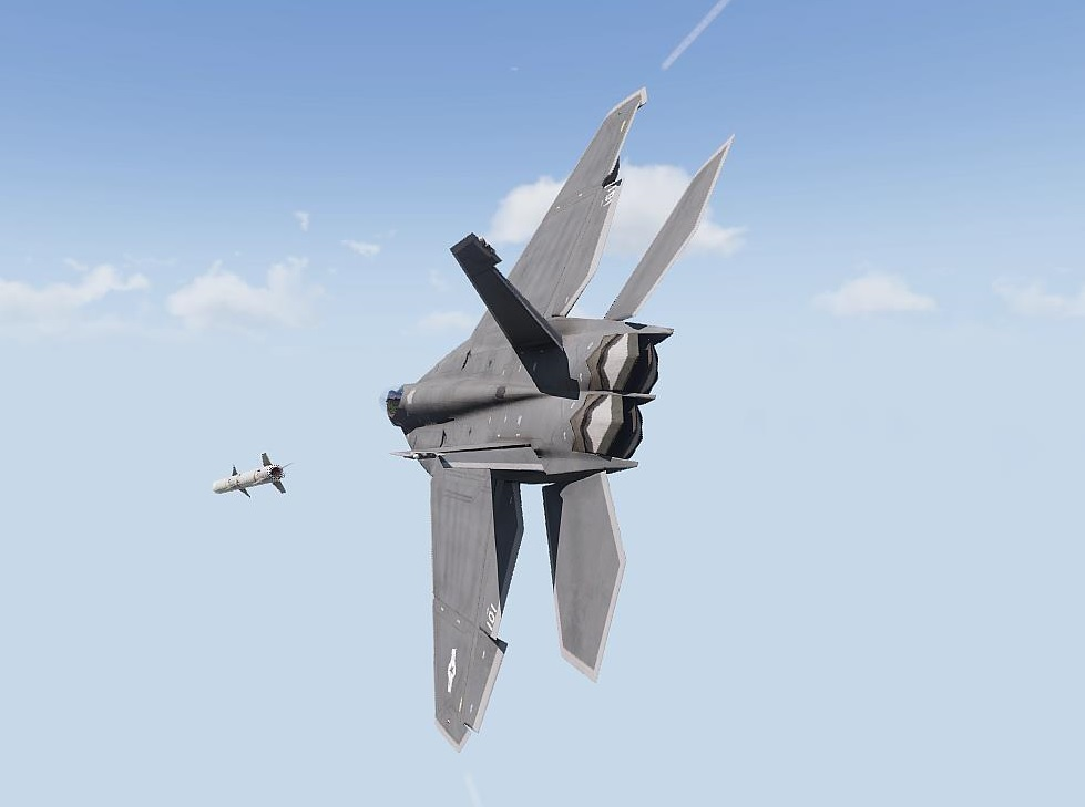 Arma 3 Jets DLC F/A-181 Black Wasp 2  Missile Shooting
