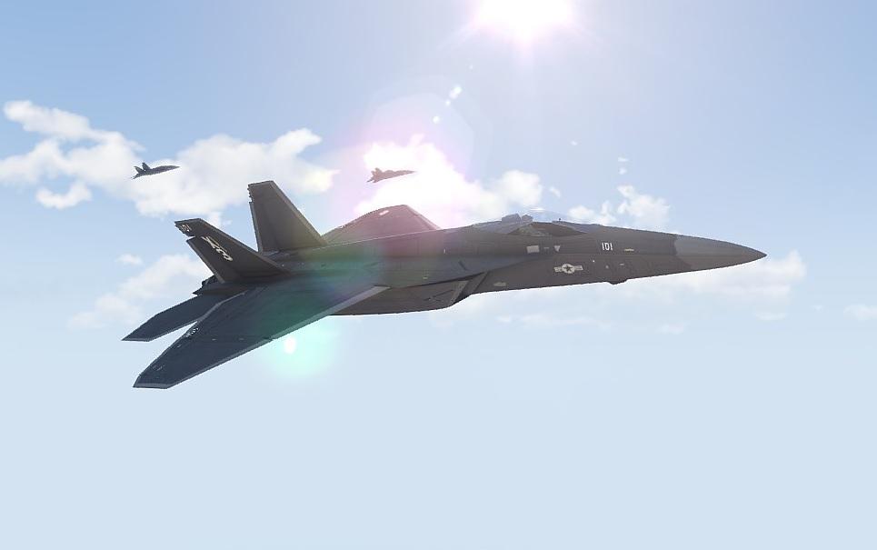 Arma 3 Jets DLC F/A-181 Black Wasp 2 Wingman