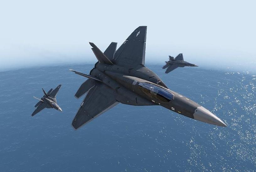 Arma 3 Jets DLC F/A-181 Black Wasp 2 01