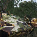 Arma 3 Tanks DLC AWC Nyx 機関砲を連射し、ミサイルをぶっ放す現代の豆戦車