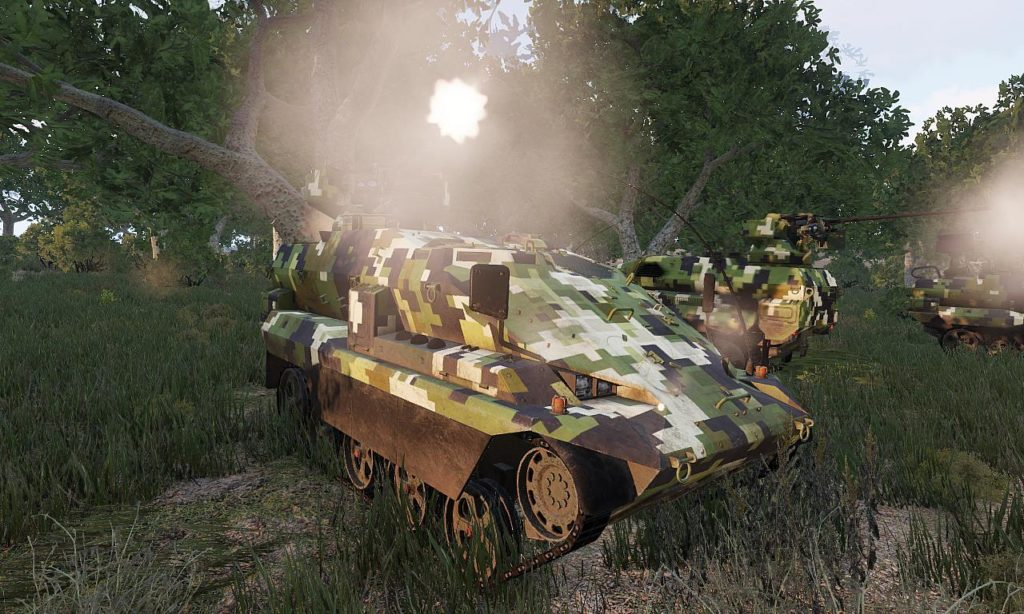 Arma 3 Tanks DLC AWC Nyx 02