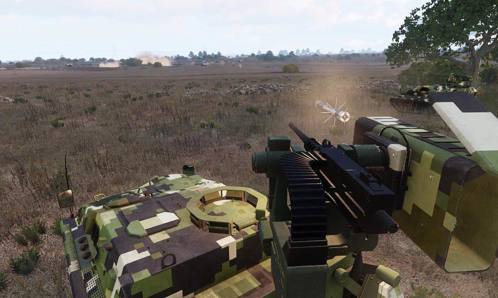 Arma 3 Tanks DLC AWC Nyx 03