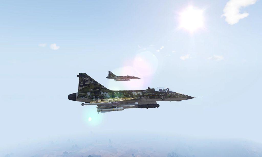 Arma3 A-149  Wingman