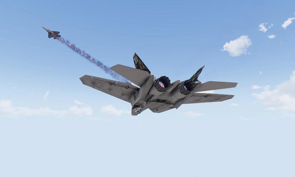 Arma3 Jets DLC To-201 Shikra Assault