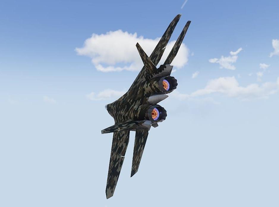 Arma3 Jets DLC To-201 Shikra 03