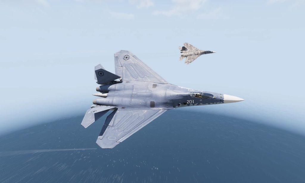 Arma3 Jets DLC To-201 Shikra Wingman