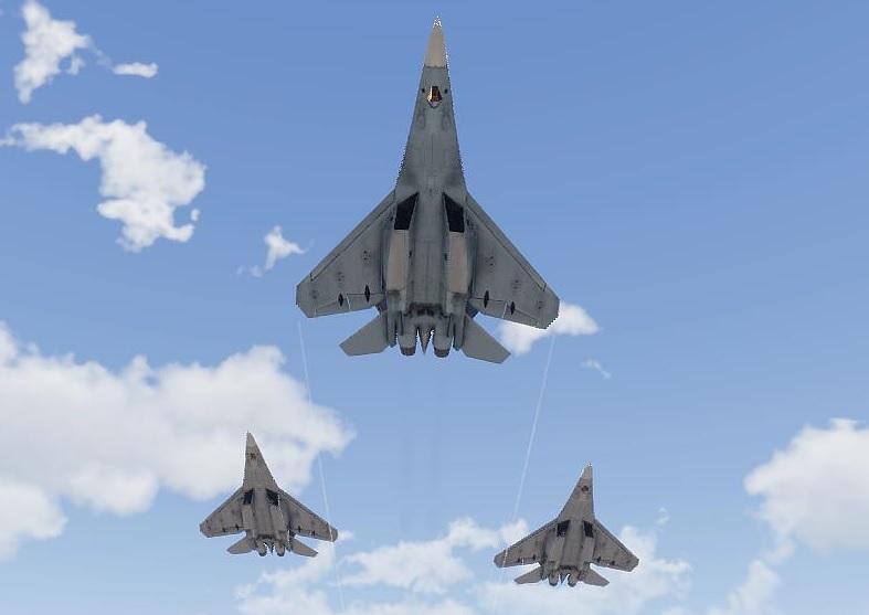 Arma3 Jets DLC To-201 Shikra Wingman 02