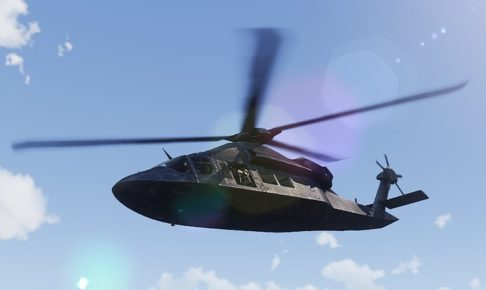 ブラックホーク ステルスタイプで任務を遂行せよ UH-80 Ghost Hawk