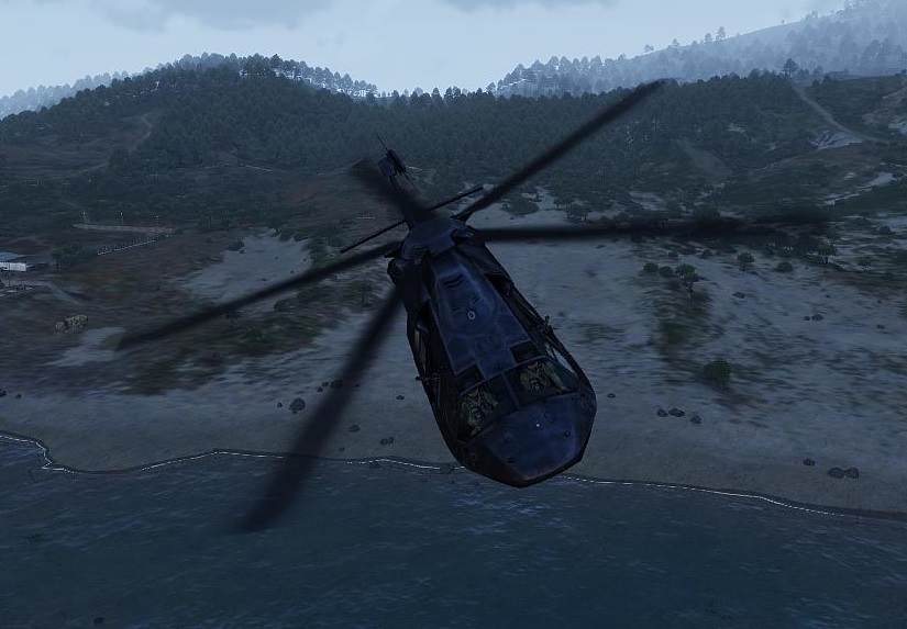 Arma3 UH-80 Ghost Hawk