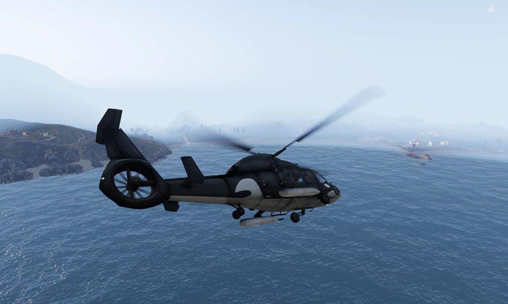 Arma3 Po-30 Orca Flight