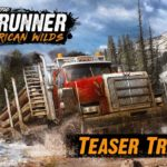 Spintires Mudrunner DLC American Wildsが今年秋に登場するぞ!!