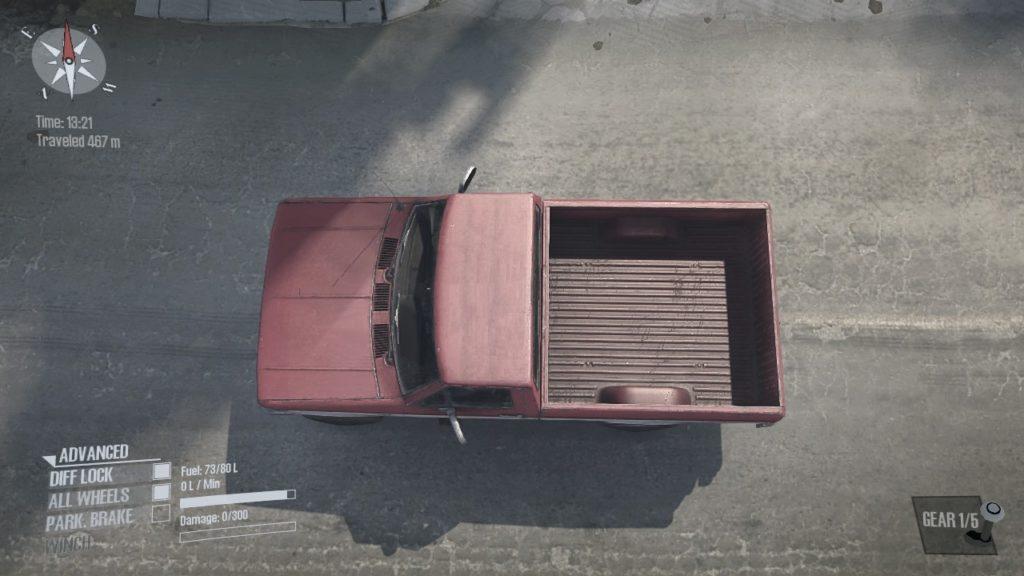 Spintires: Mudrunner Ford F150 05