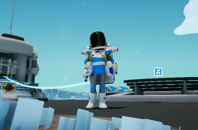 Astroneer アップデート 新しい宇宙服
