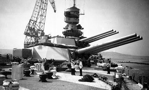 イタリア 戦艦 ヴィットリオ・ヴェネト、ローマなどを紹介します!
