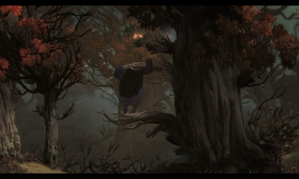 オリとくらやみの森 オープニング10