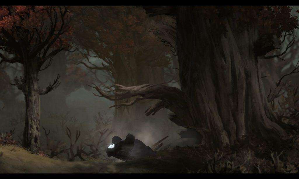 オリとくらやみの森 オープニング12