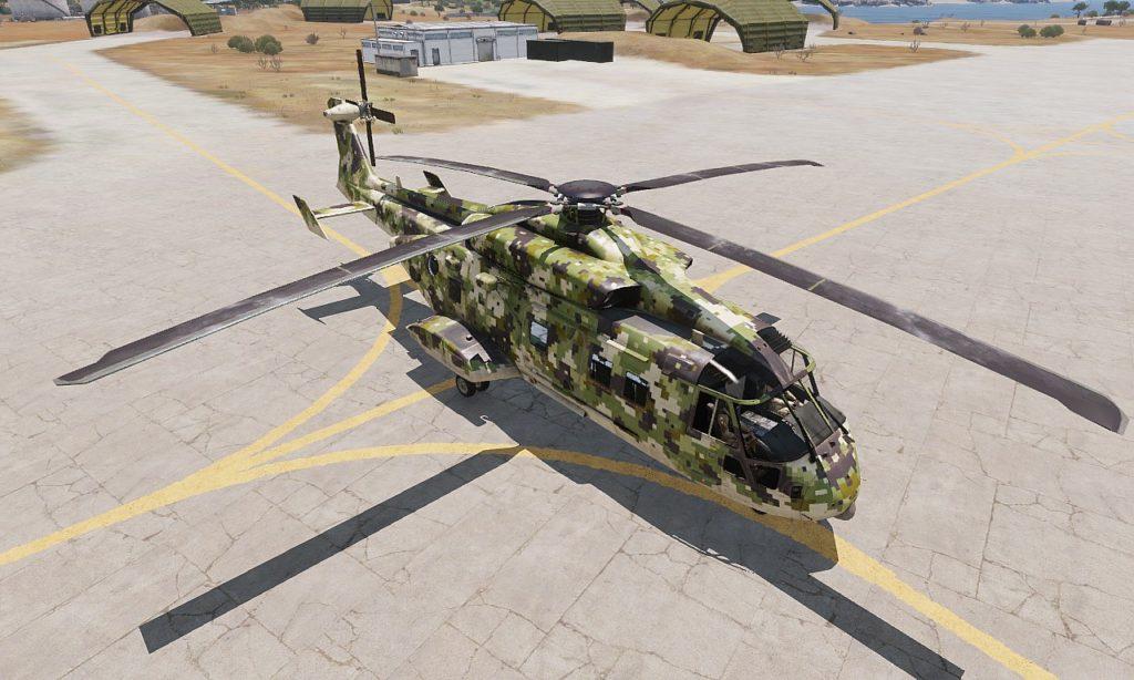 Arma3 CH-49 Mohawk 4