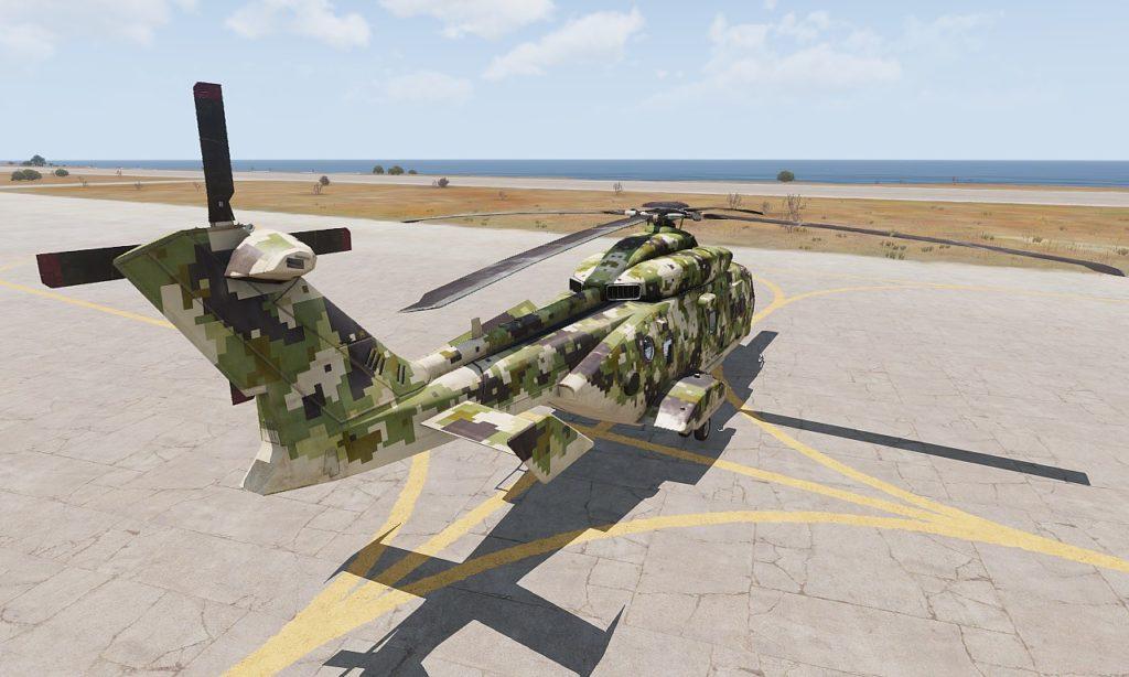 Arma3 CH-49 Mohawk 3