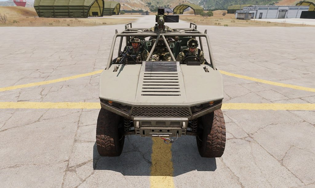 Arma3 Prowler 高機動車 6