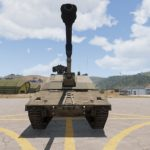 Arma3 自走砲 M4 Scorcher