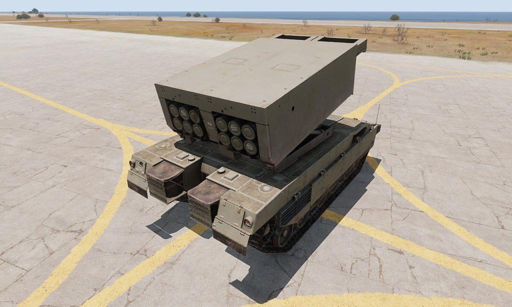 Arma3 M5 Sandstorm MLRS 4