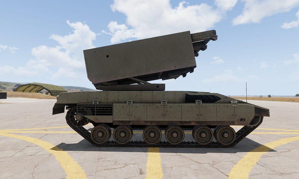 Arma3 M5 Sandstorm MLRS 3