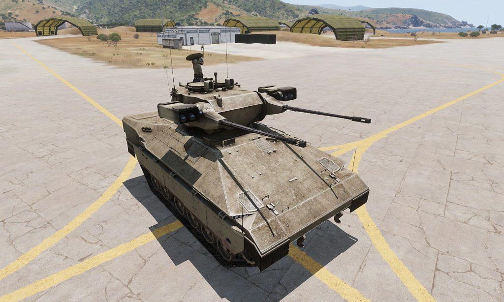 Arma3 IFV-6a Cheetah 自走対空砲 6