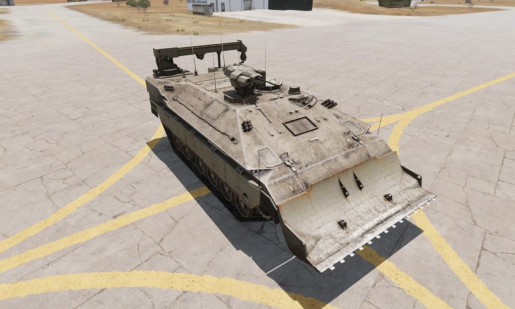Arma3 IFV-6e