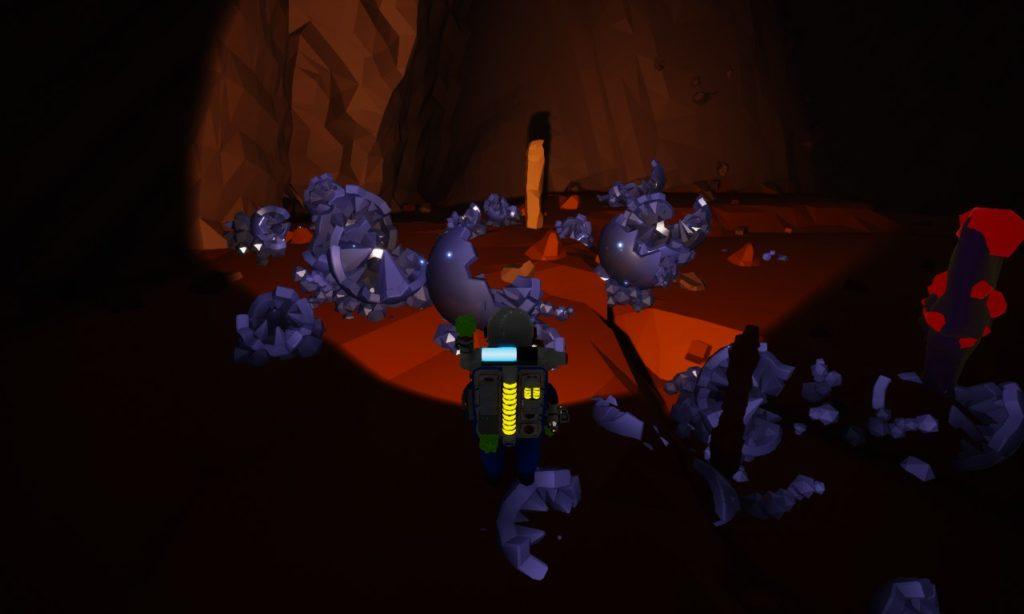 Astroneer 資源 閃亜鉛鉱