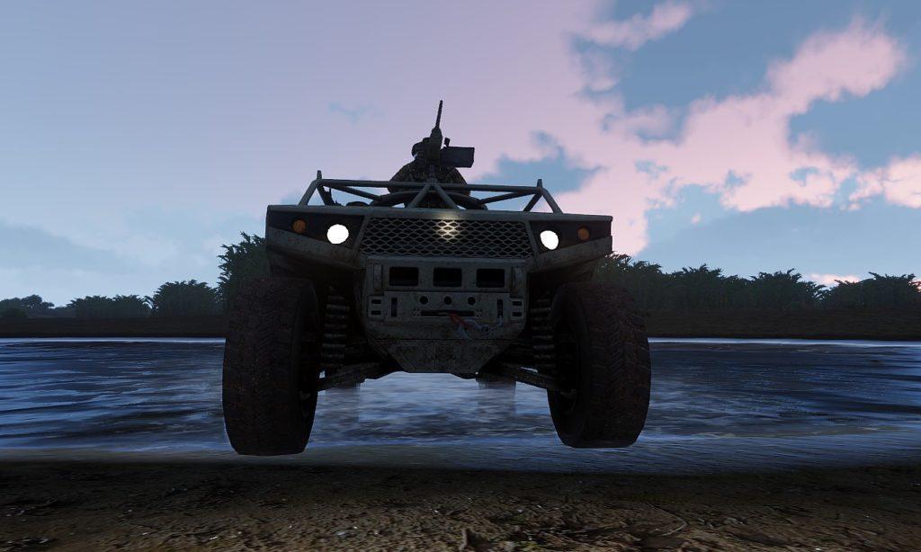 Arma3 Prowler 高機動車 4